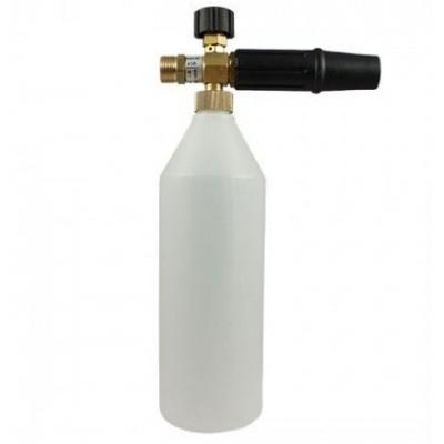 Инжектор пенный для автомойки с бутылочкой 1 литр