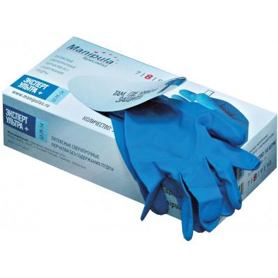 Перчатки для мойки нитриловые эксперт ультра (размер 7)