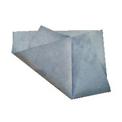 Салфетка синяя для сушки кузова автомобиля
