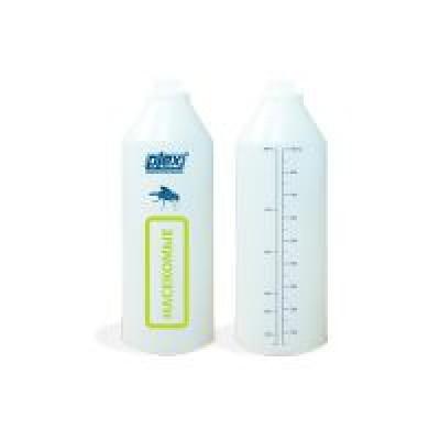 Бутылочка с градуировкой насекомые 1 л