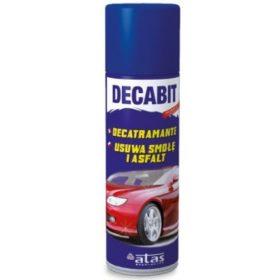 Очиститель битумных пятен и гудрона Decabit 250ml