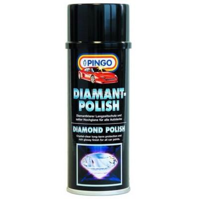 Pingo diamant polish алмазная полироль 400ml