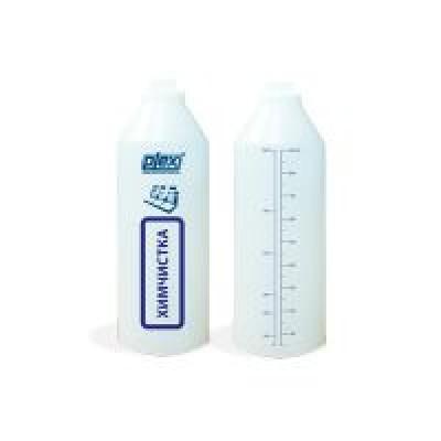 Бутылочка с градуировкой химчистка 1 л