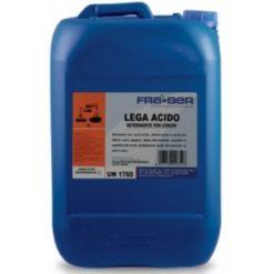 Очиститель автомобильных дисков LEGA ACIDO 25 кг