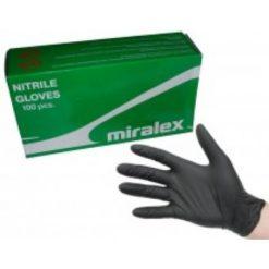 Перчатки для мойки нитриловые Miralex (размер M)