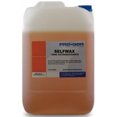 Жидкий воск для кузова автомобиля Self Wax 5 кг