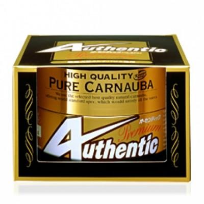 Полироль с воском карнауба Authentic premium 200g