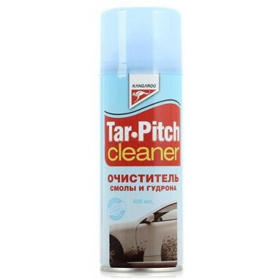 Очиститель битумных пятен и гудрона Tar pitch 400ml