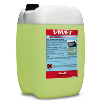 Vinet 10 кг средство для химчистки салона автомобиля