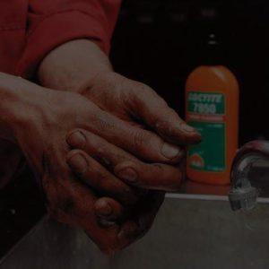 Очистители рук