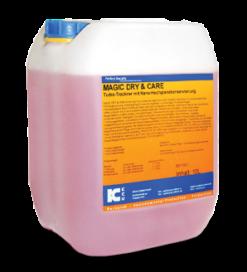 Magic dry & care Нано воск консервант Koch Chemie