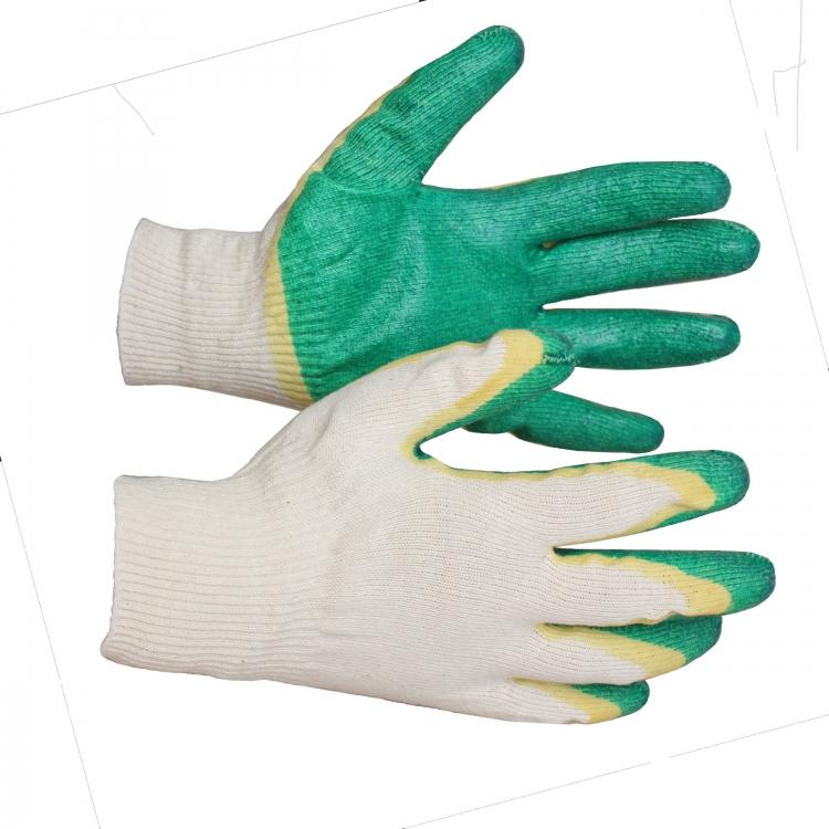 Перчатки для шиномонтажа ПВХ с защитным покрытием
