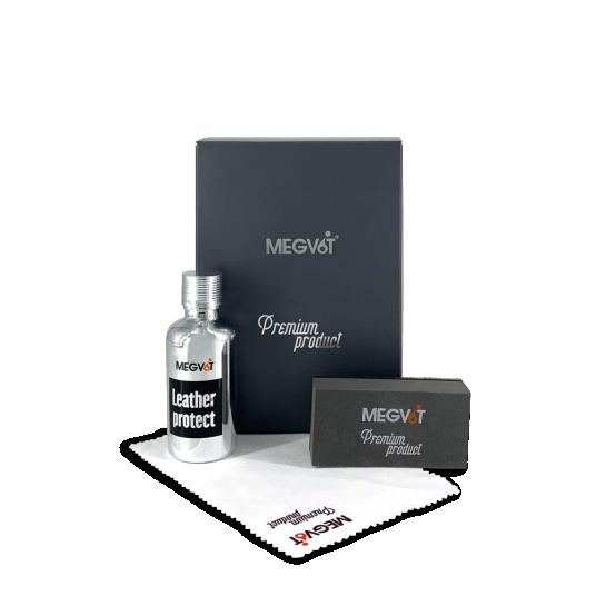 Megvit Leather Protect керамическое покрытие для кожи 50ml